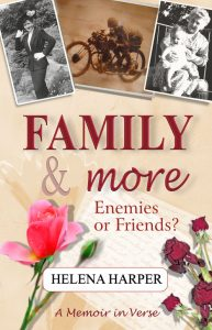 """""""Family & More - A Memoir in Verse, wonderfully moving collection of poems celebrating our common humanity by Helena Harper"""""""